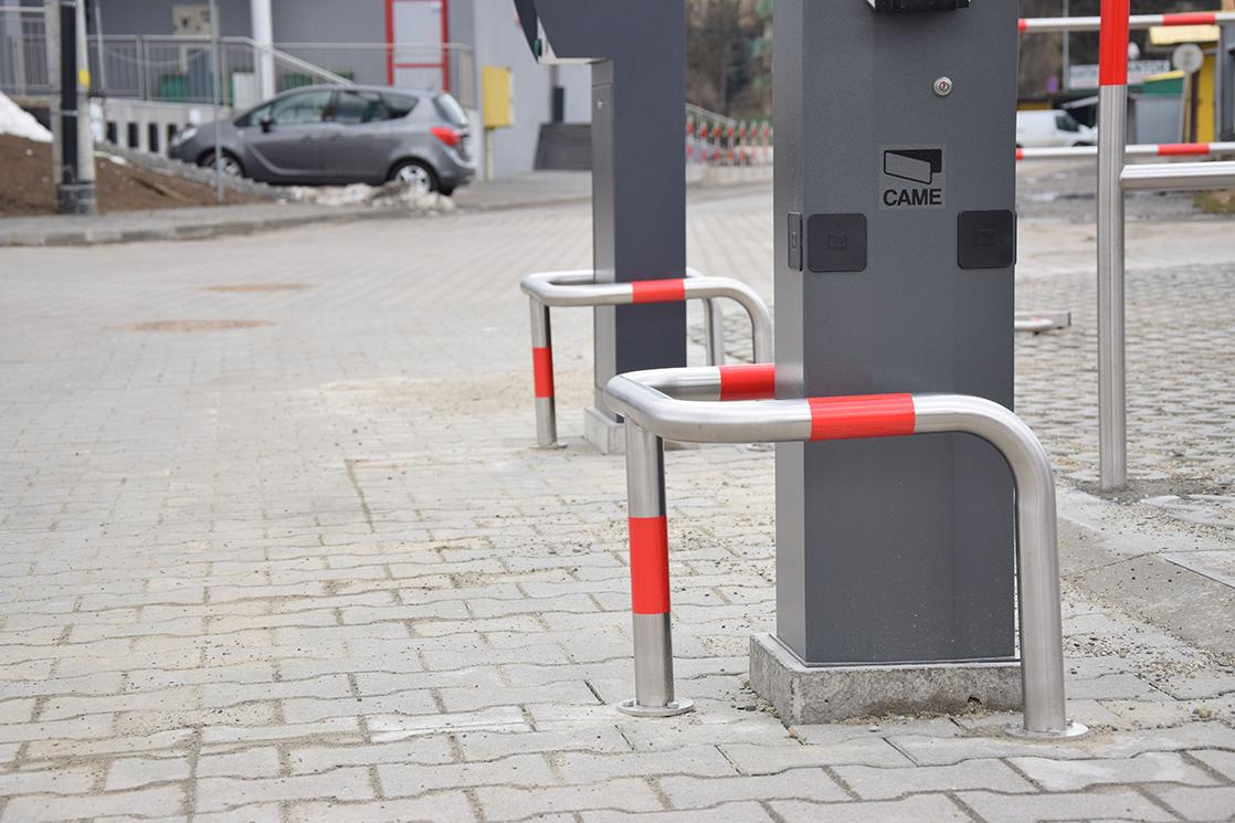 Barierki ochronne - Architektura drogowa
